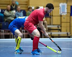 BERLIN - Indoor Hockey World Cup<br /> Kazakhstan - Poland<br /> foto: G&Oacute;RNY Tomasz<br /> WORLDSPORTPICS COPYRIGHT FRANK UIJLENBROEK