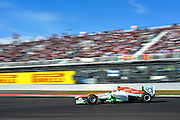 Nov 15-18, 2012: Nico HULKENBERG (DEU) SAHARA FORCE INDIA F1 Team..© Jamey Price/XPB.cc