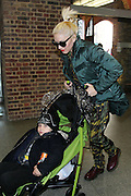 05.NOVEMBER.2012. LONDON<br /> <br /> GWEN STEFANI LEAVING HER LONDON HOTEL PUSHING YOUNGEST SON ZUMA BEFORE HEADING TO ST.PANCRAS STATION TO CATCH THE EUROSTAR TO PARIS.<br /> <br /> BYLINE: EDBIMAGEARCHIVE.CO.UK<br /> <br /> *THIS IMAGE IS STRICTLY FOR UK NEWSPAPERS AND MAGAZINES ONLY*<br /> *FOR WORLD WIDE SALES AND WEB USE PLEASE CONTACT EDBIMAGEARCHIVE - 0208 954 5968*