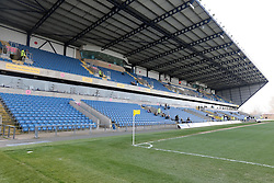 Oxford United's Kassam Stadium  - Photo mandatory by-line: Nigel Pitts-Drake/JMP - Tel: Mobile: 07966 386802 08/03/2014 - SPORT - FOOTBALL -  Kassam Stadium - Oxford - Oxford United v Burton Albion - Sky Bet League Two