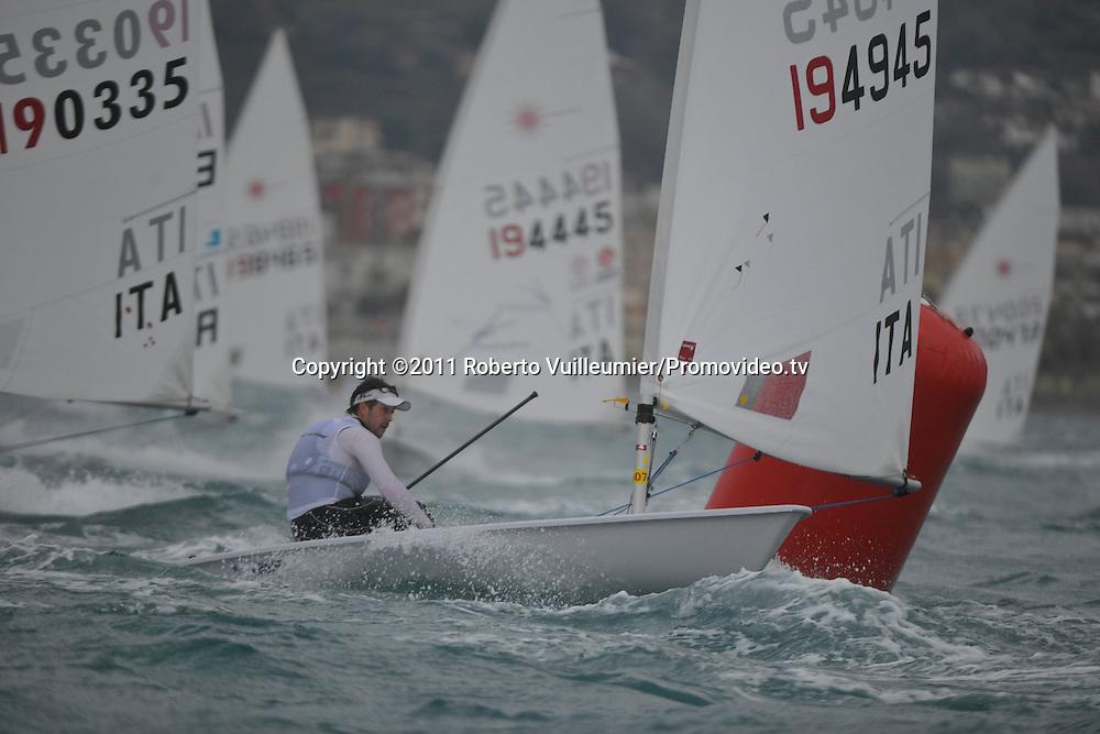 Italia Cup Laser Salerno 2011_ 5.6.7 marzo