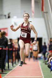 Triple Jump, BC, Gothers<br /> Boston University Athletics<br /> Hemery Invitational Indoor Track & Field