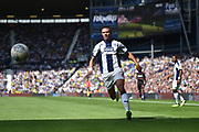 West Bromwich Albion defender Kieran Gibbs (3) chases down the ball during the EFL Sky Bet Championship match between West Bromwich Albion and Bolton Wanderers at The Hawthorns, West Bromwich, England on 4 August 2018. Picture by Dennis Goodwin.