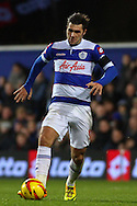 Picture by David Horn/Focus Images Ltd +44 7545 970036<br /> 07/12/2013<br /> Charlie Austin of Queens Park Rangers during the Sky Bet Championship match at the Loftus Road Stadium, London.