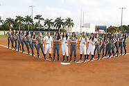 2015 FIU Softball Team Photos