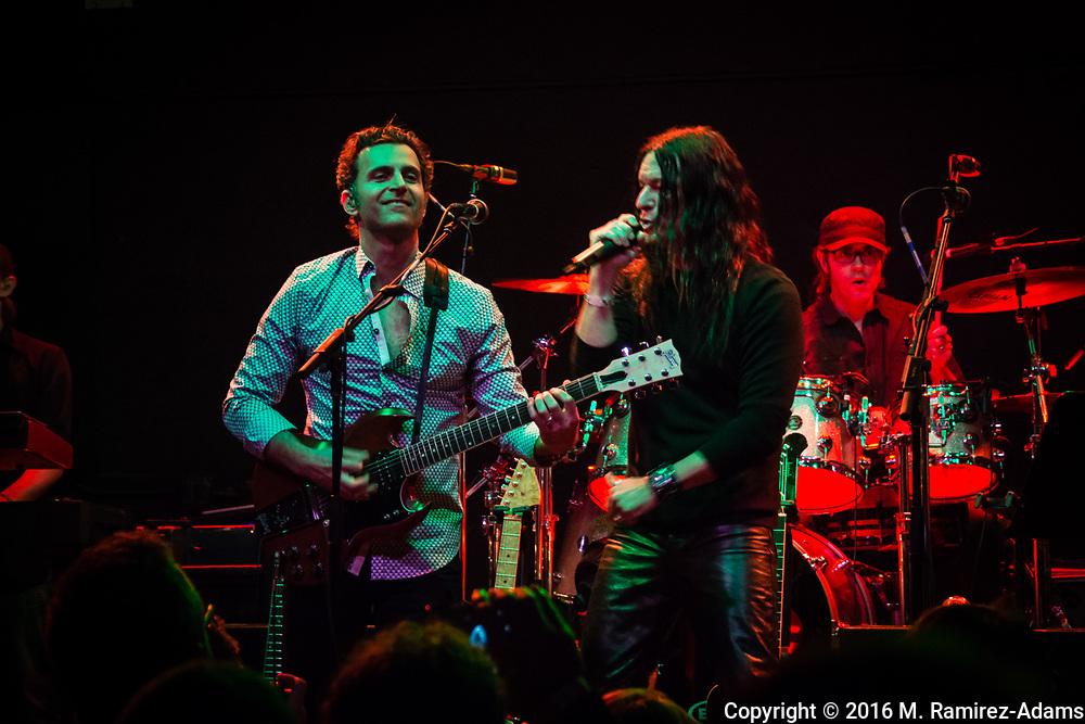 Dweezil Zappa at the Regency in Los Angeles, CA 2/13/16