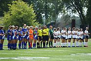 WSOC: Franklin College vs. Concordia University Wisconsin (09-01-19)