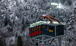 20.01.2018, Heini Klopfer Skiflugschanze, Oberstdorf, GER, FIS Skiflug Weltmeisterschaft, Einzelbewerb, im Bild Kamil Stoch (POL) // Kamil Stoch of Poland during individual competition of the FIS Ski Flying World Championships at the Heini-Klopfer Skiflying Hill in Oberstdorf, Germany on 2018/01/20. EXPA Pictures © 2018, PhotoCredit: EXPA/ Peter Rinderer