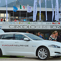 Jaguar NeilPryde Racing Series Travels to Torbole - 02