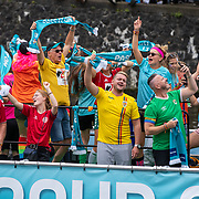 NLD/Amsterdam/20190803 - Gaypride 2019, Uefa 2020 boot