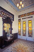 Museum interior architecture