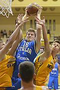 DESCRIZIONE : 6 Luglio 2013 Under 18 maschile<br /> Torneo di Cisternino Italia Ucraina<br /> GIOCATORE : Benetti Gabriele<br /> CATEGORIA : <br /> SQUADRA : Italia Under 18<br /> EVENTO : 6 Luglio 2013 Under 18 maschile<br /> Torneo di Cisternino Italia Ucraina<br /> GARA : Italia Under 18 Ucraina <br /> DATA : 6/07/2013<br /> SPORT : Pallacanestro <br /> AUTORE : Agenzia Ciamillo-Castoria/GiulioCiamillo<br /> Galleria : <br /> Fotonotizia : 6 Luglio 2013 Under 18 maschile<br /> Torneo di Cisternino Italia Ucraina<br /> Predefinita :