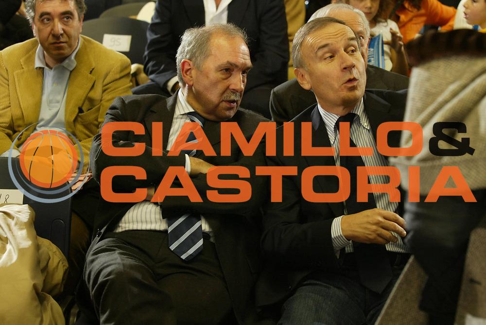 DESCRIZIONE : TORINO TIM ALLSTAR GAME 2004-2005<br /> GIOCATORE : MAIFREDI-PETRUCCI<br /> SQUADRA : VIP<br /> EVENTO : TIM ALL STAR GAME 2004-2005<br /> GARA : ITALIA-SELEZIONE ALL STAR<br /> DATA : 11/12/2004<br /> CATEGORIA : <br /> SPORT : Pallacanestro<br /> AUTORE : Agenzia Ciamillo-Castoria