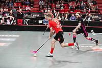 2019-04-27 |Stockholm |  Storvreta IBK (13) Mattias Samuelsson during the game between Storvreta IBK and IBF Falun at Ericsson Globe Arena. (Photo by Daniel Carlstedt | Swe Press Photo).