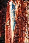 Rust closeup