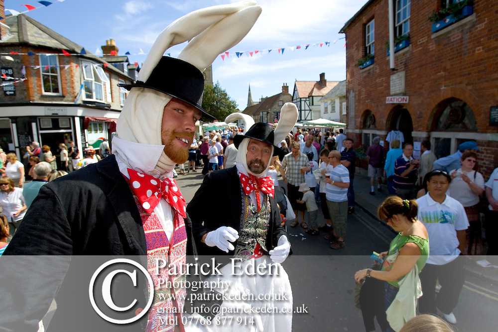 Yarmouth Old Gaffers Festival. Buskers Photographs of the Isle of Wight by photographer Patrick Eden photography photograph canvas canvases