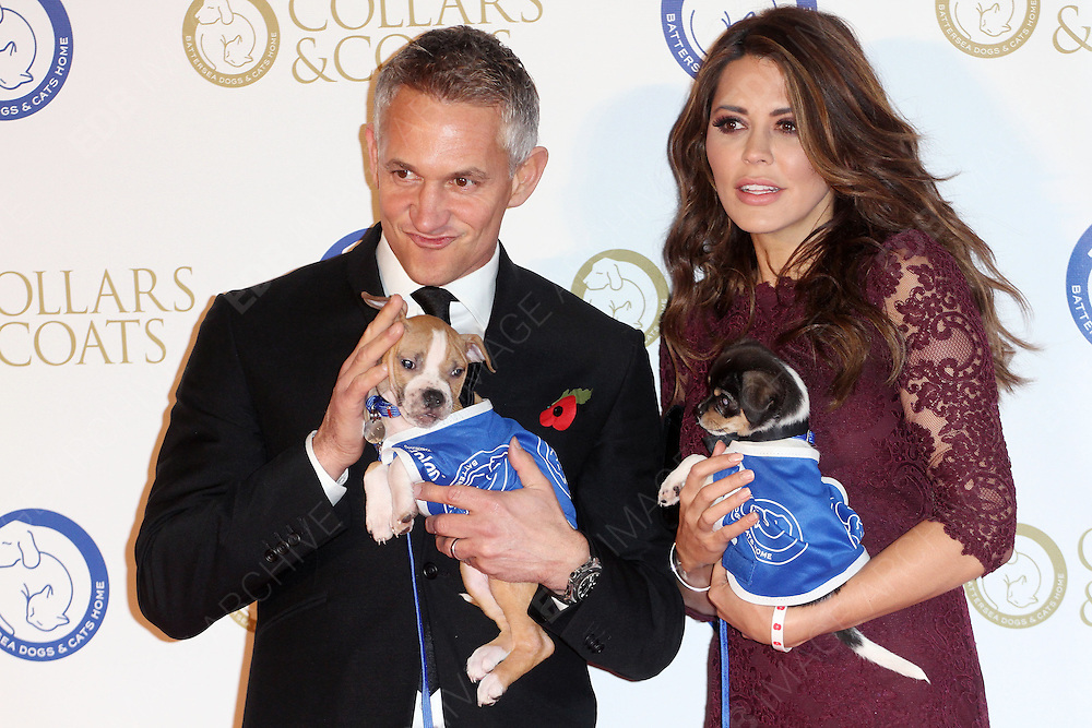 07.NOVEMBER.2013. LONDON<br /> <br /> (CODE - MH)<br /> THE ANNUAL COLLARS AND COATS GALA BALL IN AID OF BATTERSEA DOGS &amp; CATS HOME AT BATTERSEA EVOLUTION<br /> <br /> BYLINE: EDBIMAGEARCHIVE.CO.UK<br /> <br /> *THIS IMAGE IS STRICTLY FOR UK NEWSPAPERS AND MAGAZINES ONLY*<br /> *FOR WORLD WIDE SALES AND WEB USE PLEASE CONTACT EDBIMAGEARCHIVE - 0208 954 5968*