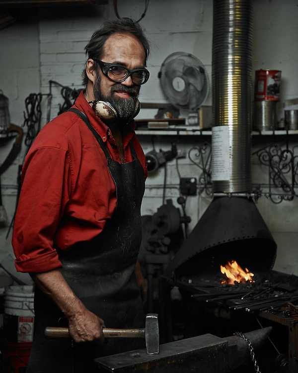 Carl, Prospect Hill Forge