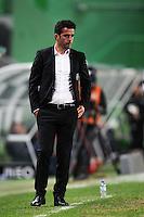 Marco Silva - 14.12.2014 - Sporting / Moreirense - Liga Sagres<br />Photo : Carlos Rodrigues / Icon Sport