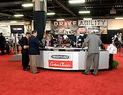 Freightlinger Exibit for RVIA Trade Show