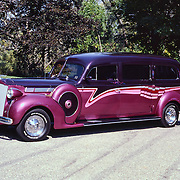 1938 Packard Hearse1601 A