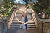 favourite wedding day photos from Krista & Matt's gorgeous Cambridge Mill Wedding