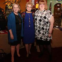 Patty Shea, Founder Dr. Patricia Wolff, Nanci Mentzer