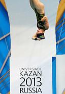 2013 - Kazan 27th Universiade  - Diving