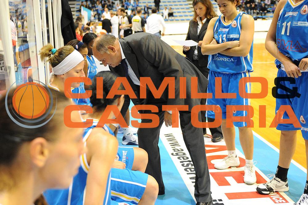 DESCRIZIONE : Faenza LBF Club Atletico Faenza GMA Phonica Pozzuoli<br /> GIOCATORE : Carlo Palumbo<br /> SQUADRA : GMA Phonica Pozzuoli<br /> EVENTO : Campionato Lega Basket Femminile A1 2009-2010<br /> GARA : Club Atletico Faenza GMA Phonica Pozzuoli<br /> DATA : 24/10/2009 <br /> CATEGORIA : timeout<br /> SPORT : Pallacanestro <br /> AUTORE : Agenzia Ciamillo-Castoria/M.Marchi