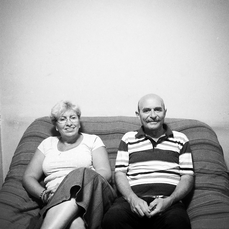 This is Dorina and Florin, my mother and father, the two people who crafted most of the character I am today.