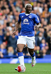 Everton's Arouna Kone   - Mandatory byline: Matt McNulty/JMP - 07966386802 - 12/09/2015 - FOOTBALL - Goodison Park -Everton,England - Everton v Chelsea - Barclays Premier League