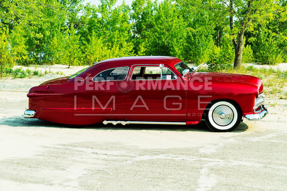 Custom 1949 Mercury Meteor 2 door