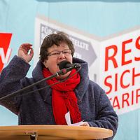 2016/03/17 Berlin | Politik | Warnstreik der GEW