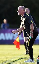 Oxford United's Manager Les Taylor - Mandatory by-line: Paul Knight/JMP - Mobile: 07966 386802 - 27/08/2015 -  FOOTBALL - Stoke Gifford Stadium - Bristol, England -  Bristol Academy Women v Oxford United Women - FA WSL Continental Tyres Cup