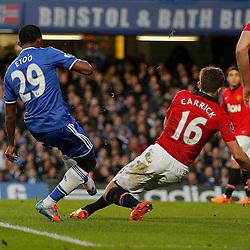 Chelsea v Manchester United   Premiership   19 January 2014