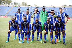 13052018 (Durban) Maritzbiurg United FC team picture before the game<br /> Picture: Motshwari Mofokeng/ANA