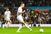 Leeds United defender Ben White (5) during the EFL Sky Bet Championship match between Leeds United and Brentford at Elland Road, Leeds, England on 21 August 2019.