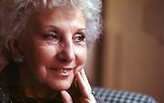 1998, MIlano: Estela Carlotto presidente delle Abuelas de Plaza de Mayo-ph.Isabella Balena©