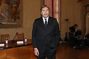BOLOGNA, 22/02/2009<br /> FEDERAZIONE ITALIANA PALLACANESTRO PREMIO &quot;ITALIA BASKET HALL OF FAME&quot;<br /> NELLA FOTO DINO MENEGHIN