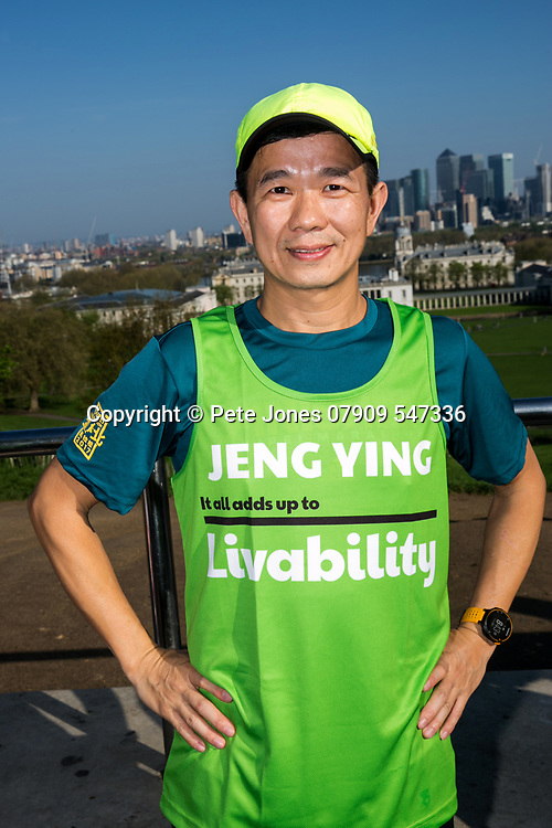 London Marathon 2018;<br /> Livability;<br /> London.<br /> 22nd April 2018.<br /> <br /> © Pete Jones<br /> pete@pjproductions.co.uk
