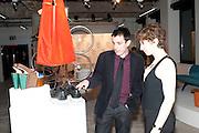 NICK MEE; RACHAEL MOLONEY, Wallpaper  Design Awards in partner ship with aSton Martin. The Edison, 223-231 Old Marylebone Road, London. 12 January 2011. . This year it is in partnership with Aston Martin.-DO NOT ARCHIVE-© Copyright Photograph by Dafydd Jones. 248 Clapham Rd. London SW9 0PZ. Tel 0207 820 0771. www.dafjones.com.