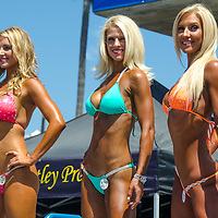 Muscle Beach Labor Day Bodybuilding, Figure, Bikini and Men's Physique Competition
