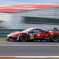 #51, AF Corse, Ferrari 488 GTE, driven by: James Calado, Alessandro Pier Guidi, 6 hours of Nurburgring 2017, 16/07/2017,