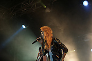 Jennifer Rostock - Rock im Stadtpark Magdeburg