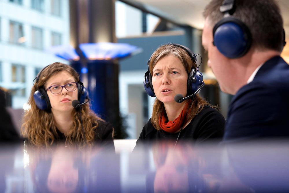 EURANET Citizen's corner - Radio debate