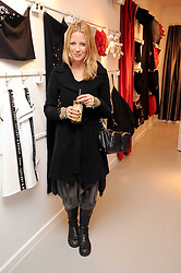 TILLY WOOD at the H&M Home Launch held at 174-176 Oxford Street, London W1 on 2nd November 2010.