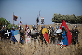 Israel News - Reenactment of The Medieval Battle of Hattin