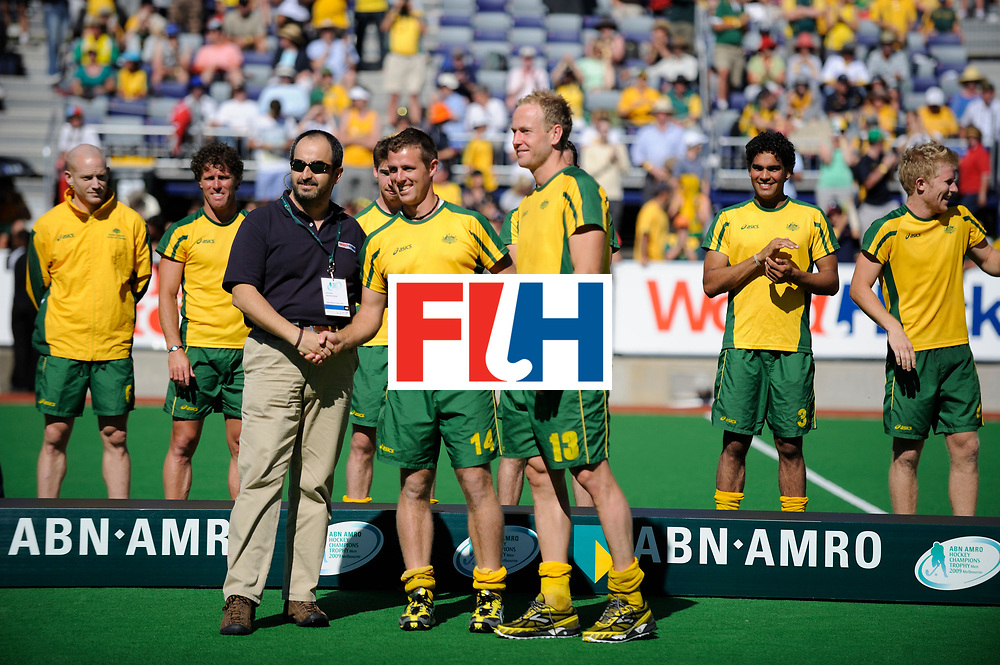 2009 CT Men- Australia v.Germany