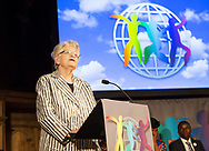 Rosi Gollmann from Germany, recipient of the World&rsquo;s Children&rsquo;s Honorary Award 2017.&nbsp; Photo: Sofia Marcetic/World's Children's Prize<br /> Since the year 2000, 40,6 million children have learnt about their rights and democracy through the World&rsquo;s Children&rsquo;s Prize (WCP) program &ndash; the world&rsquo;s largest youth education initiative on human rights and democracy. They have been empowered to demand respect for their rights, and become change agents in their own communities and in their countries. Three global legends have got behind the WCP as patrons: Nelson Mandela, Malala Yousafzai, and Xanana Gusm&atilde;o. Other patrons include H.M. Queen Silvia of Sweden, Gra&ccedil;a Machel, and Desmond Tutu.<br />
