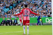 2016 A-League Sydney FC v Melbourne City